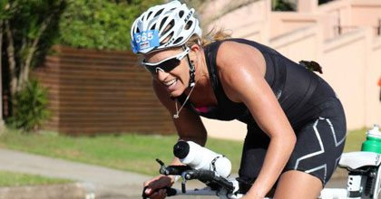 Kacey Willoughby Diaries: Ironman Number Four – Tick!