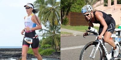 Kona Age Group Profile: Catherine Thiele and Kacey Willoughby