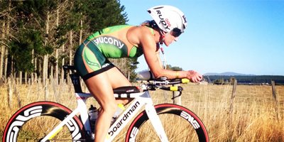 VIDEO: Kessler, before and after at Ironman NZ
