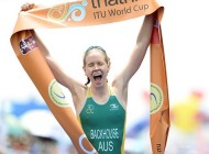 Gillian Backhouse: The Aussie Breakout ITU Star of 2014
