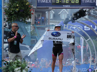 Ellis Goes Wire to Wire at Ironman Mont Tremblant