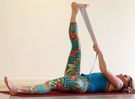 Yoga for Injury Prevention – Bent Leg Hamstring Stretch