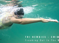 VIDEO: Tri Newbies – Freaking Out In The Water