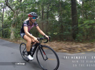 VIDEO: TRI NEWBIES – New To Riding On The Road ?