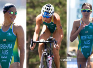 Olympic Annoucement: Gentle, Densham and Moffatt are Team Australia