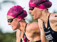 Who's heading to the Island House Tri?