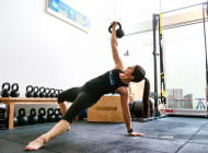 Core issues resolved: Scratch the sit-ups, start the get-ups
