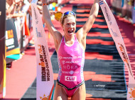 Sun Shines For Holly Lawrence at 70.3 Worlds