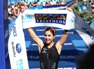 Gentle's Thrilling Three-Peat At Noosa