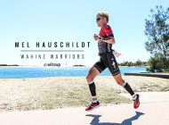 WAHINE WARRIORS: Mel Hauschildt