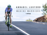 WAHINE WARRIORS: Annabel Luxford