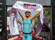 Crowley Storms Home To Take 70.3 Middle East Championship