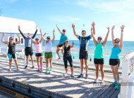 PICTURE THIS: Run and Ride at IMWA