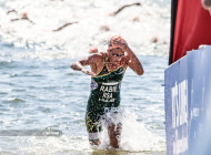 On Your Marks … Rabie Retires and Dives Into Next Chapter