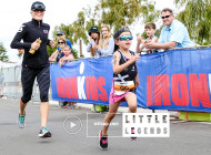 LITTLE LEGENDS: Sienna's First Tri