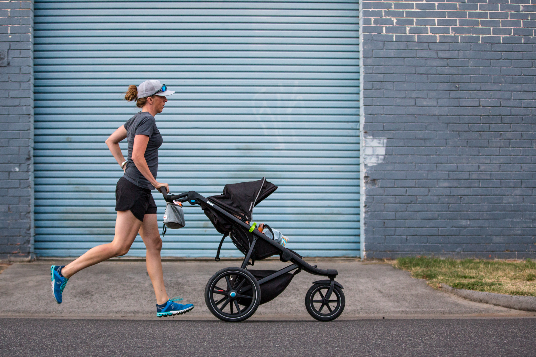 The Ultimate Running Stroller For Active Families Thule Urban